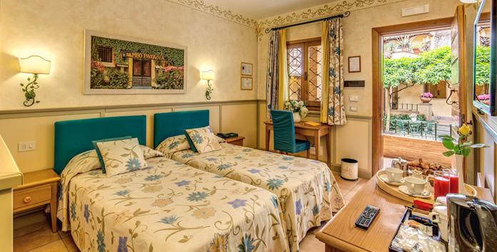 Hotel Santa Maria Roma Habitaciones En Trastevere